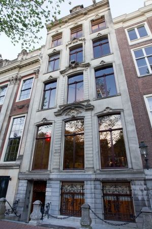 DutchCulture, centre for international cooperation - Herengracht 474 (Credits: Maarten van Haaff)