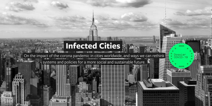 Infected Cities: four new LIVECASTS on creative resilience in European cities