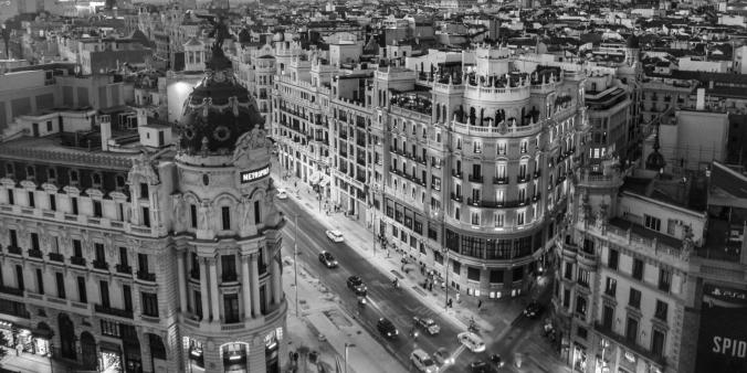 Infected Cities #14: Madrid