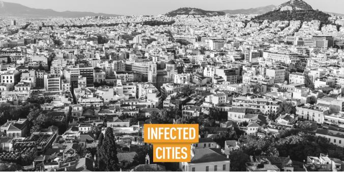 Infected Cities #12: Athens