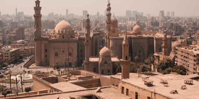 Infected Cities #3: Cairo