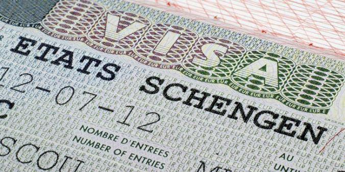 Short-stay visas for the Schengen area