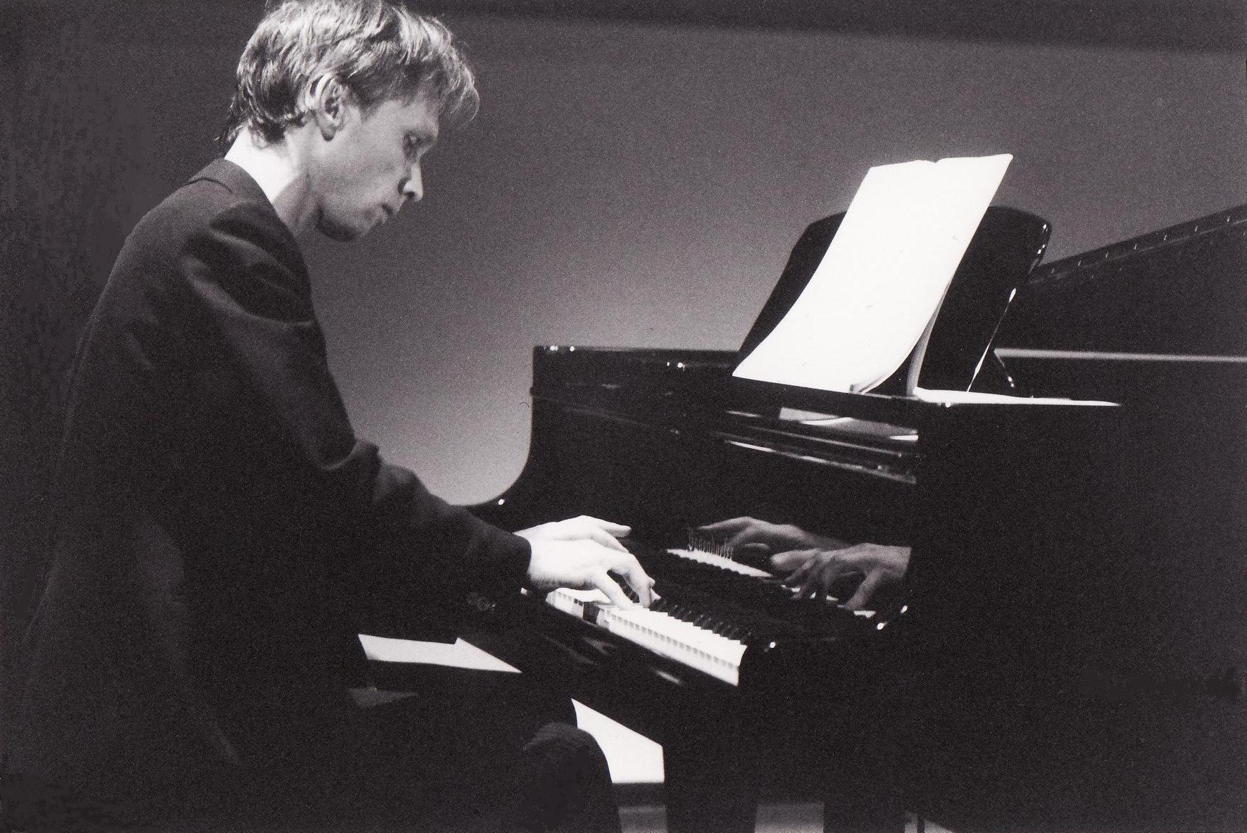 Reinier van Houdt - Pianist